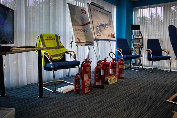 fire safety warden training