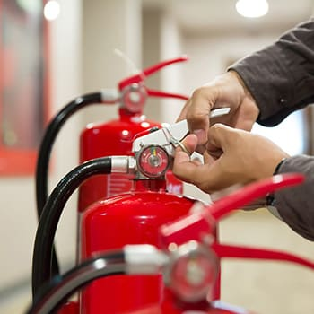 Fire Protection Services Extinguishers