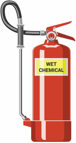 Types of Fire Extinguisher Chemical