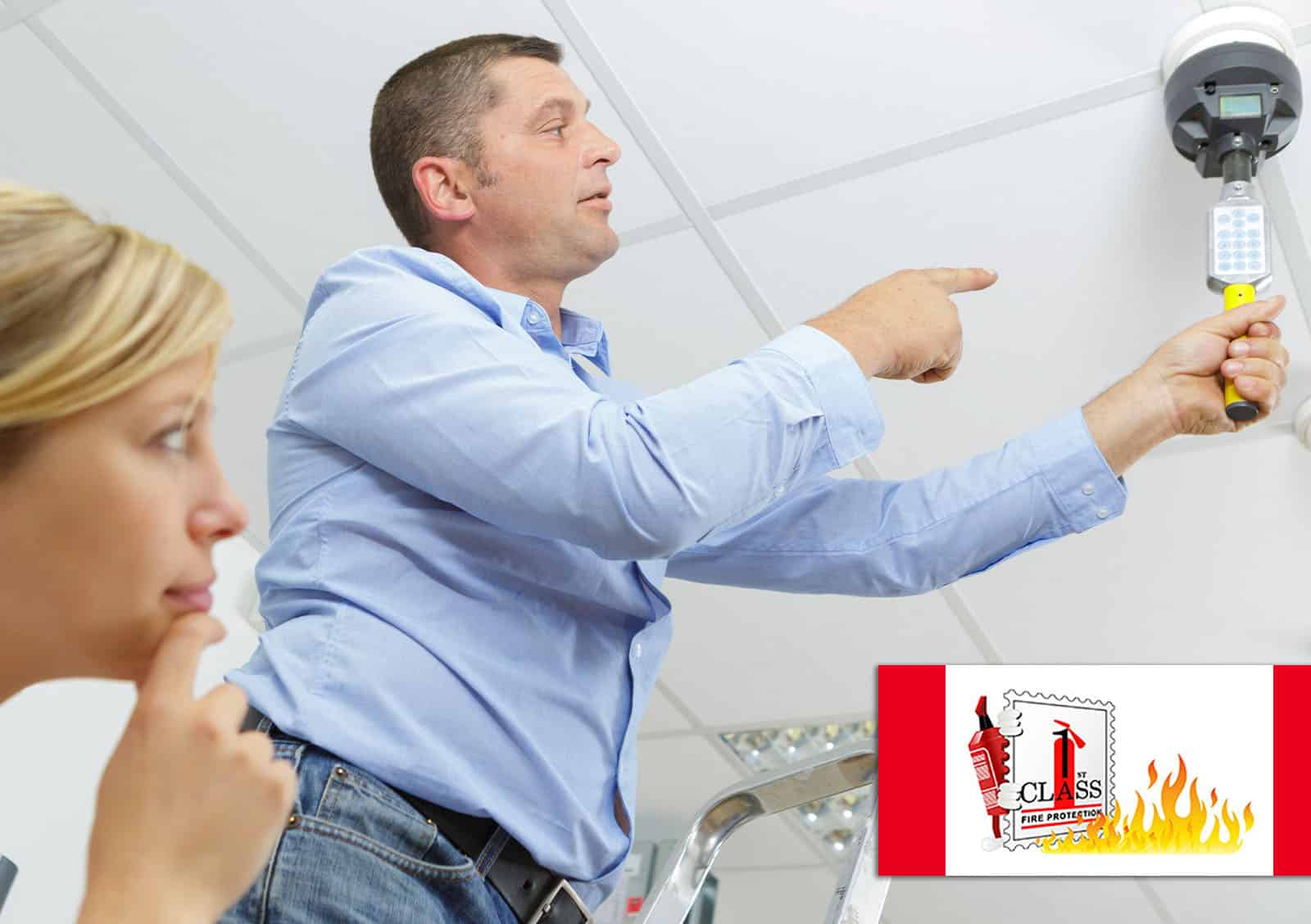 Fire Alarm Regulations Testing System