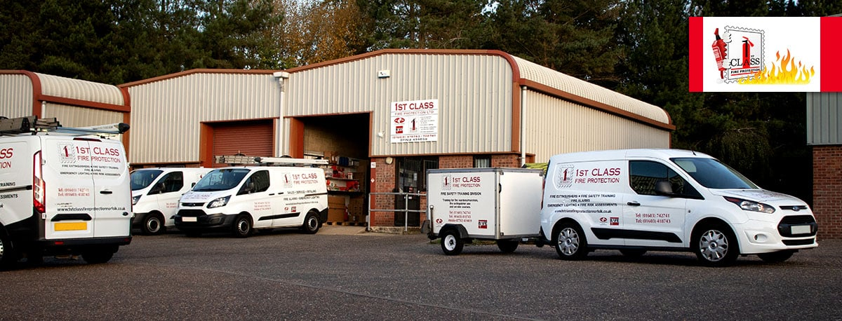 Our fire protection building